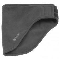 Calikids - Cache-cou à Velcro style bandana - Charcoal