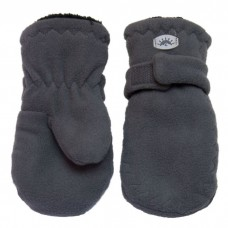 Calikids - Mitaines en polar - Charcoal